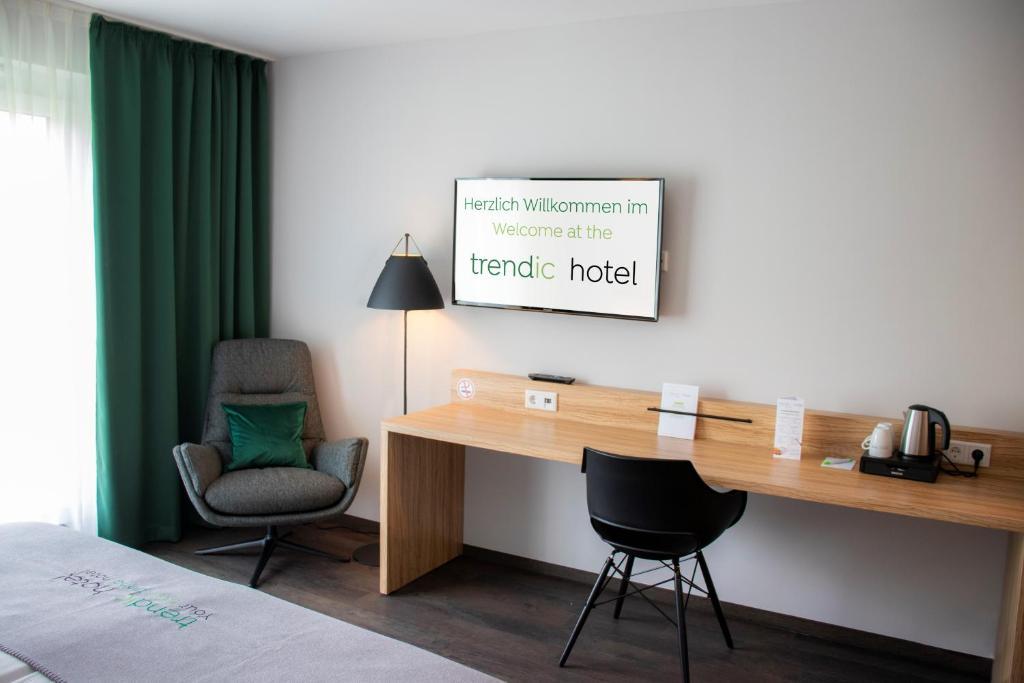 trendic Hotel Marktoberdorf, Oktober 2020