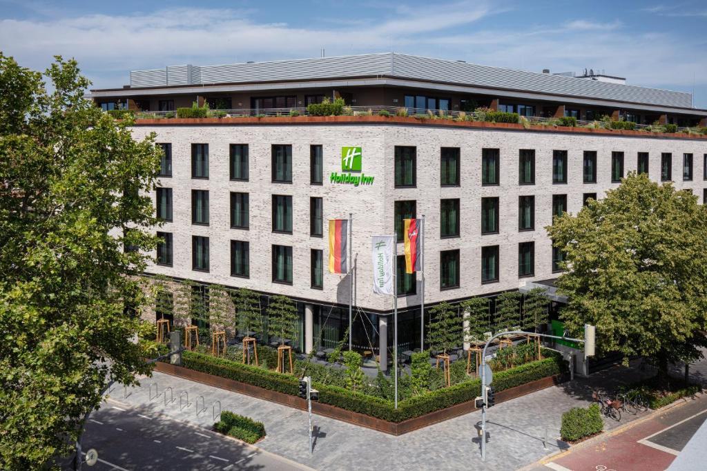 Holiday Inn Osnabrück, Mai 2019