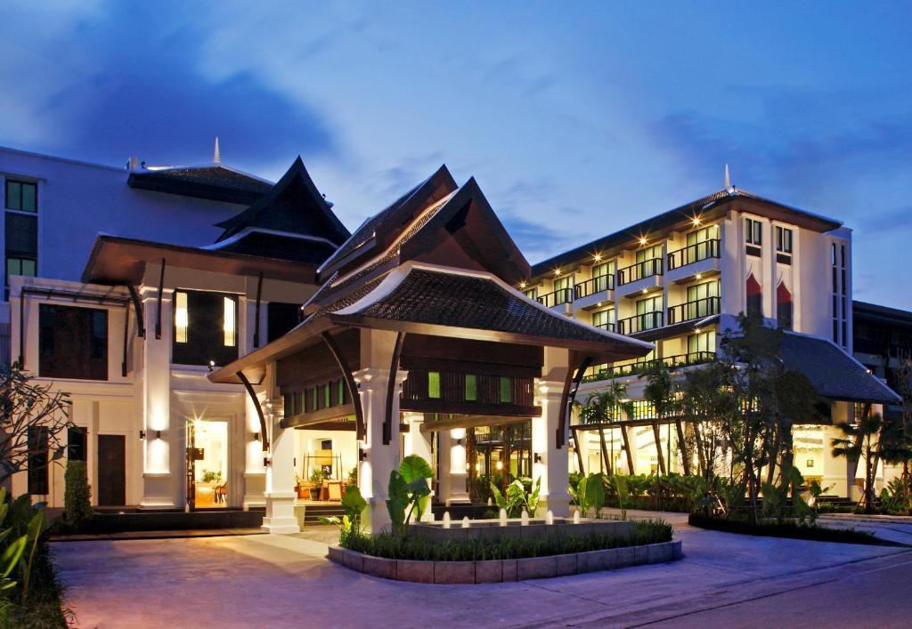 Centara Anda Dhevi Resort And Spa Strand Ao Nang Aktualisierte Preise Für 2021