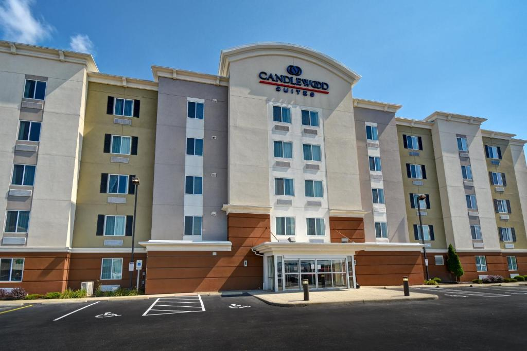 Candlewood Suites St Clairsville Wheeling Area, an IHG Hotel
