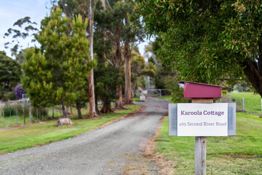 Karoola Cottage Self Contained
