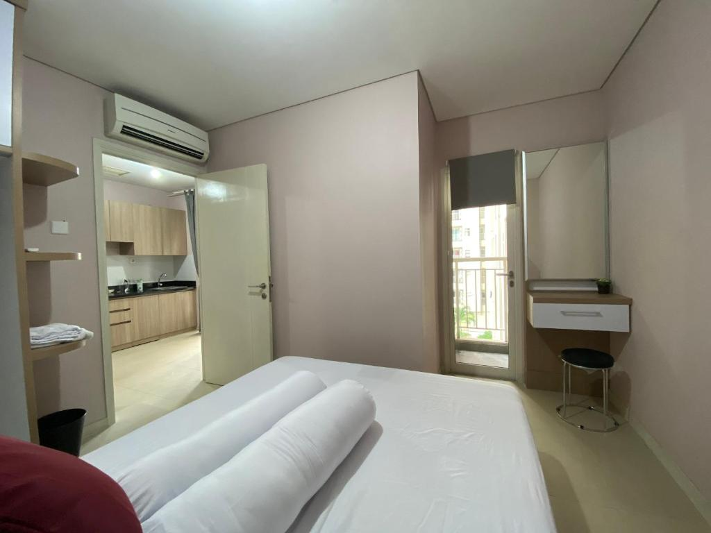 2 Bedroom Apartment Next To Central Park Mall Jakarta Updated 2021 Prices