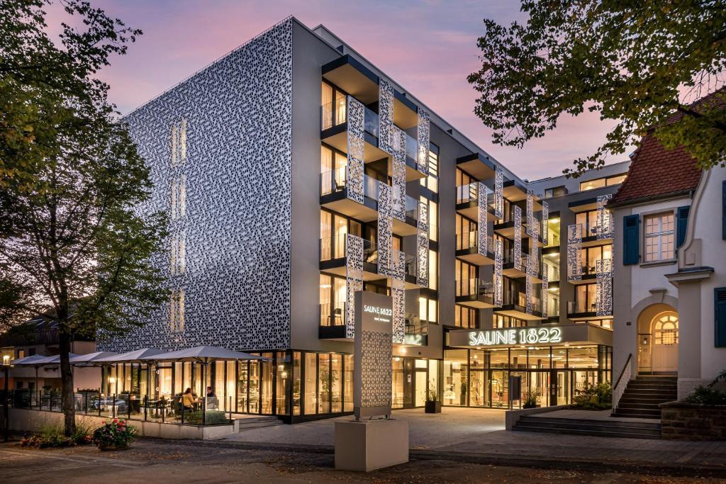 Saline 1822 Hotel Heilbronn, September 2020