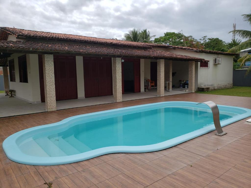 Casa Cacha Pregos vera Cruz Itaparica