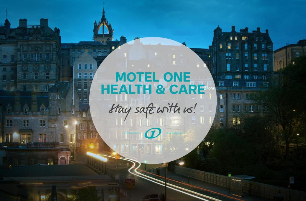 Motel One Edinburgh-Royal in Edinburgh, Midlothian, Scotland
