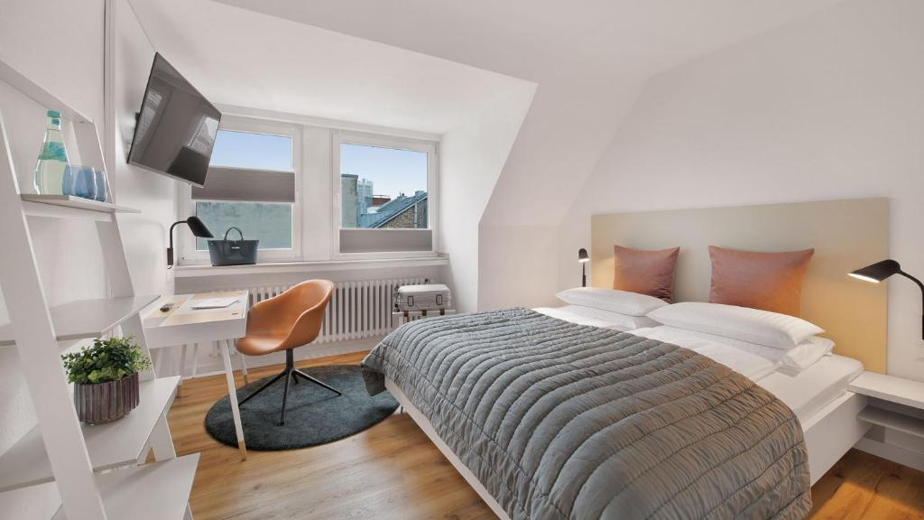 A room at Beethovenhotel Dreesen - furnished by BoConcept