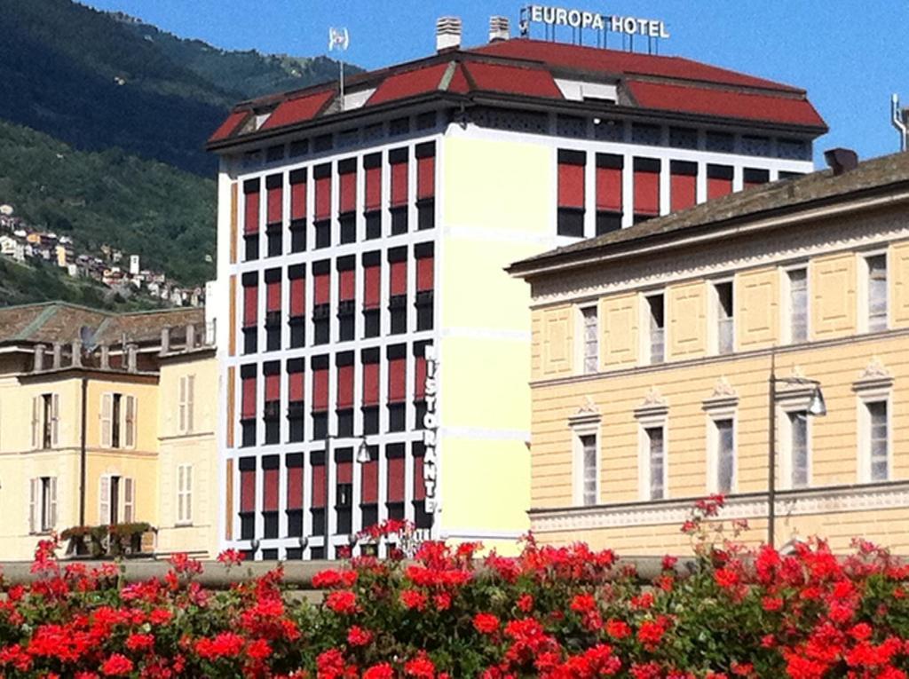 Hotel Europa Sondrio, Italy