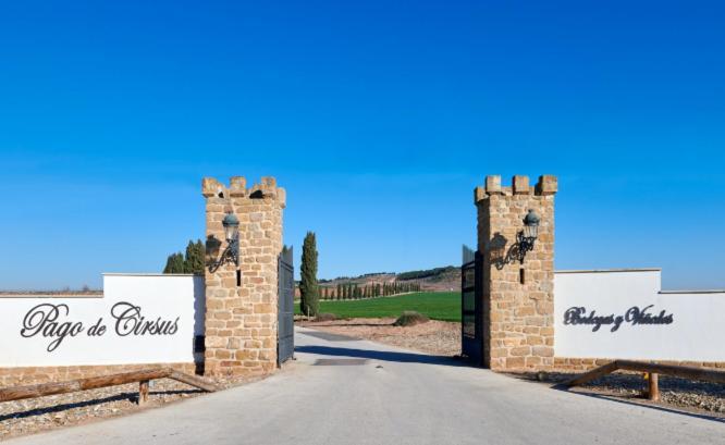 Chateau Pago De Cirsus 1