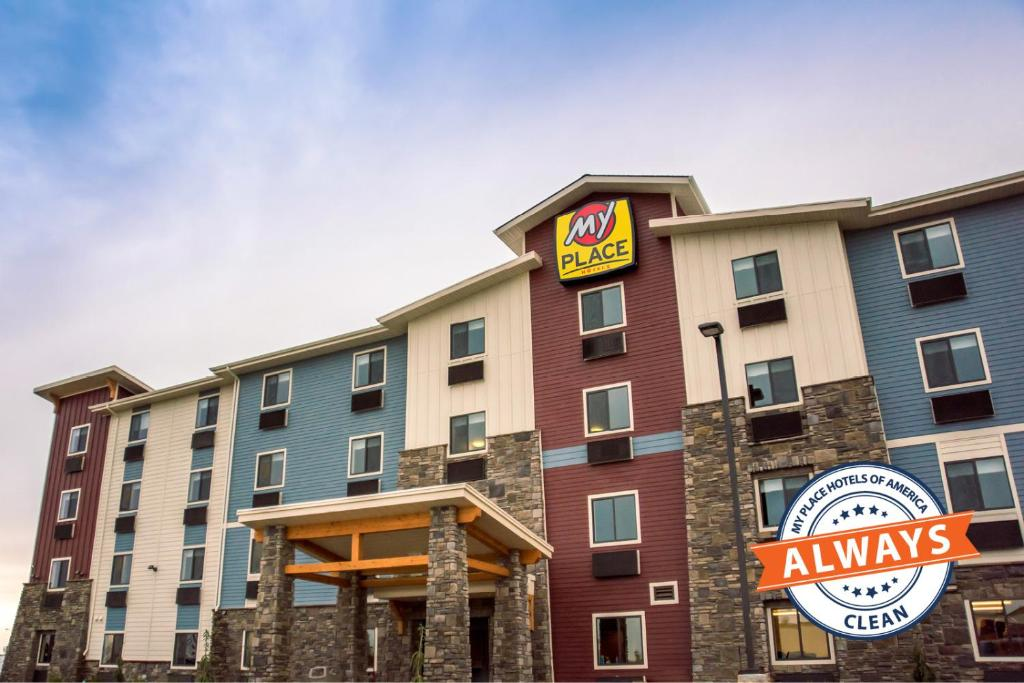 My Place Hotel-Boise/Meridian, ID