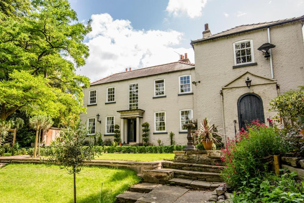 Hickman Hill Hotel in Gainsborough, Lincolnshire, England