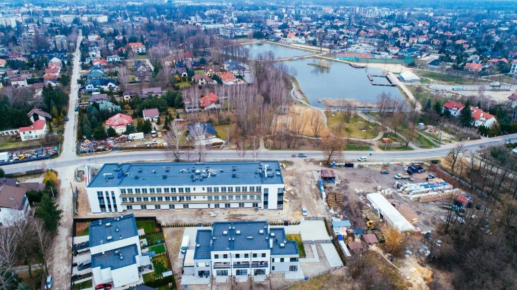 Studio Apartment Grodzisk Mazowiecki