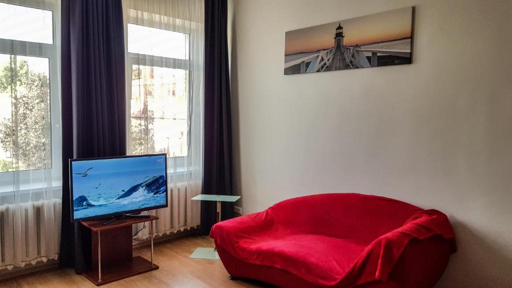 A room at Old Kaunas Apartment
