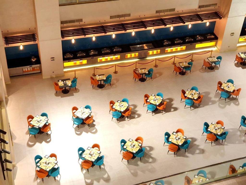 Fortune Atrium Hotel Dubai, Oktober 2020