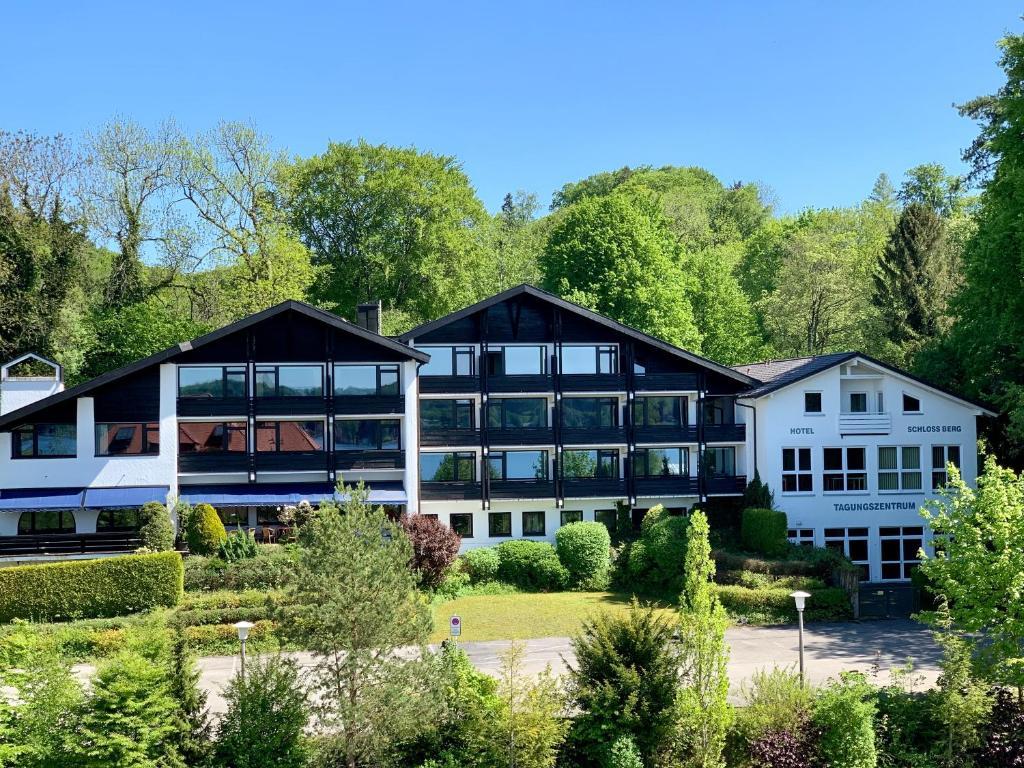 Hotel Schloss Berg Berg am Starnberger See, Germany