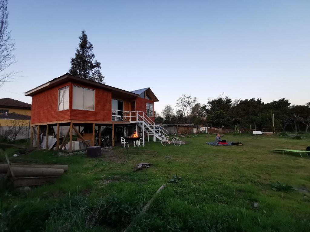 Cabaña Alivio