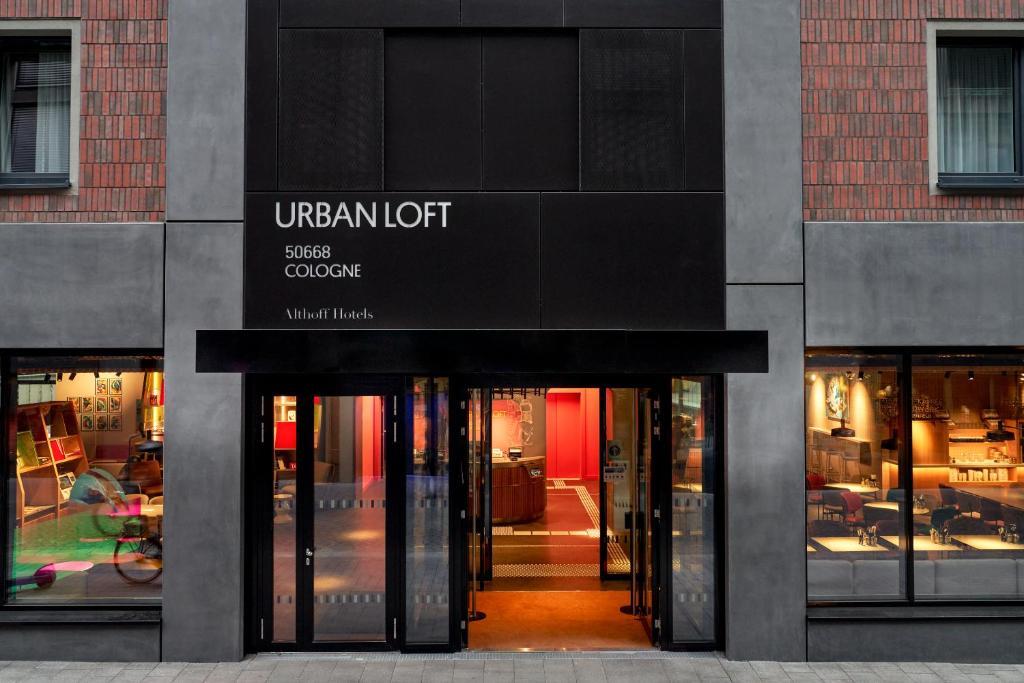 Urban Loft Cologne, September 2020