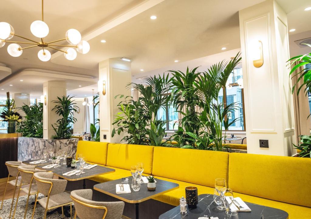 Hotel des Vosges BW Premier Collection, Oktober 2020