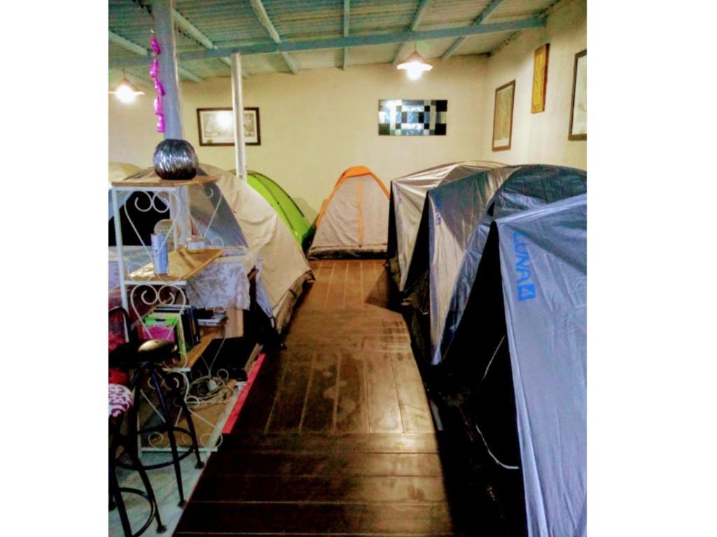Camping Conforto Ypê Branco