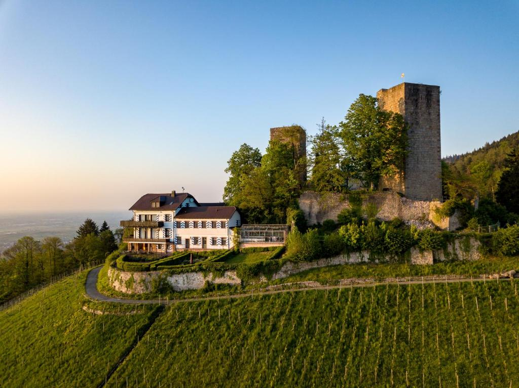 Burg Windeck ***S Buhl, Germany