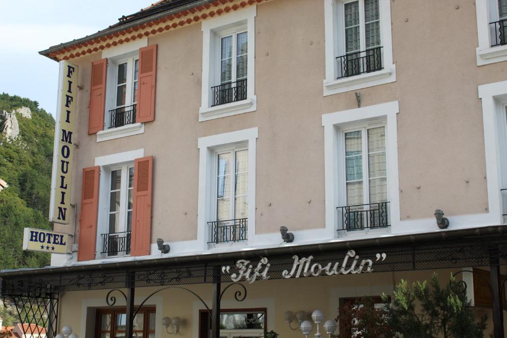 Fifi Moulin Serres, France