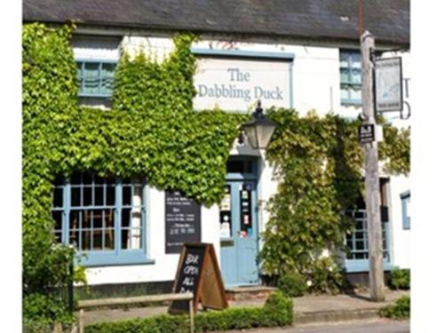 The Dabbling Duck in Great Massingham, Norfolk, England