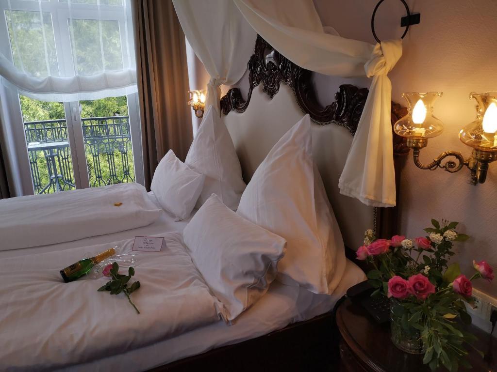 Hotel Weisses Haus Bad Kissingen, Germany