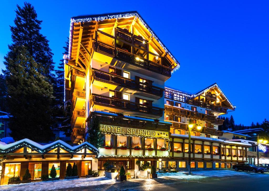 Hotel Splendid Madonna di Campiglio, Italy