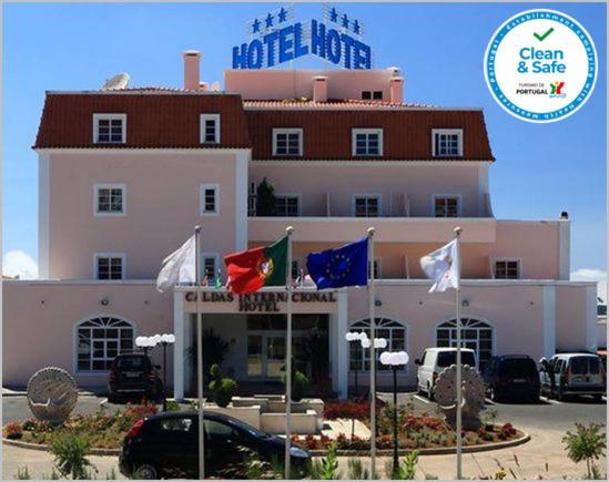Hotel Caldas Internacional Caldas da Rainha, Portugal