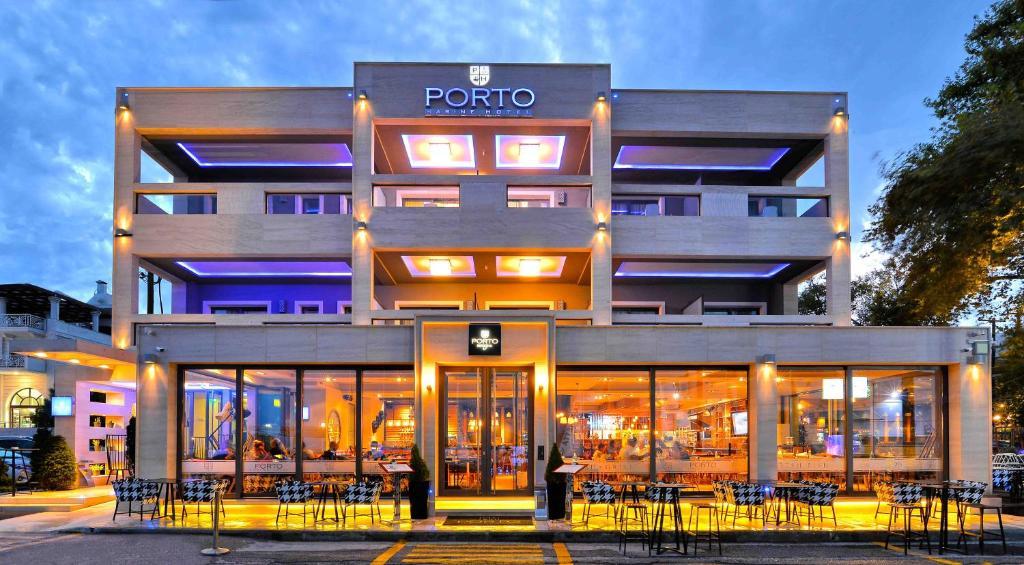 Porto Marine Hotel Platamonas, Greece