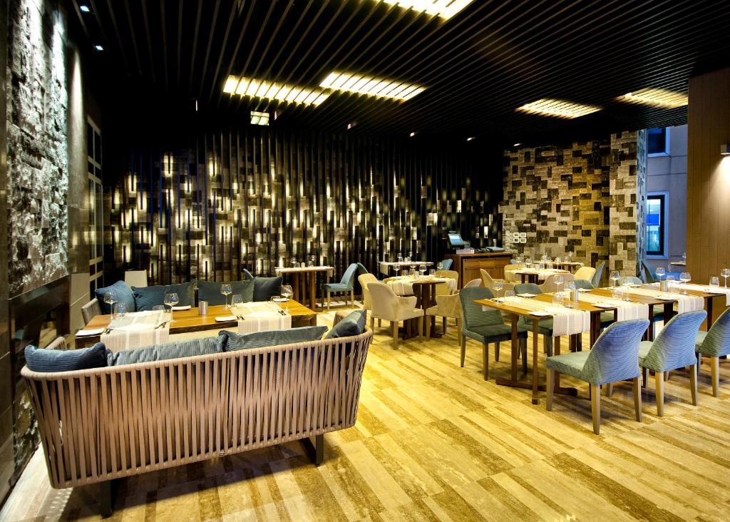 Ресторан / где поесть в The Marmara Taksim
