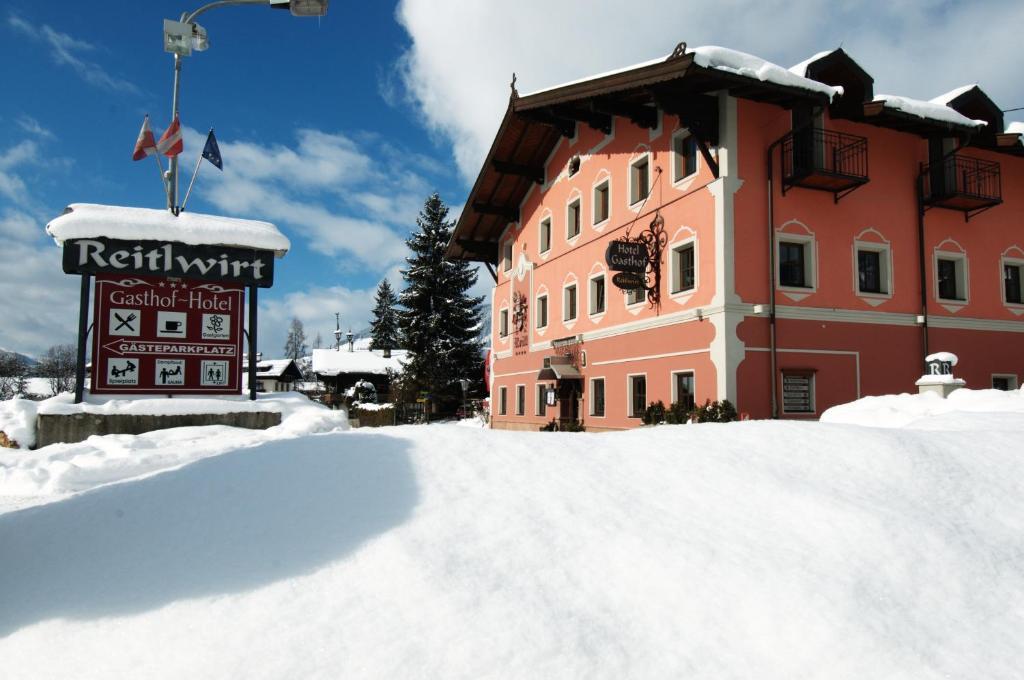 Hotel Reitlwirt Brixen im Thale, Austria