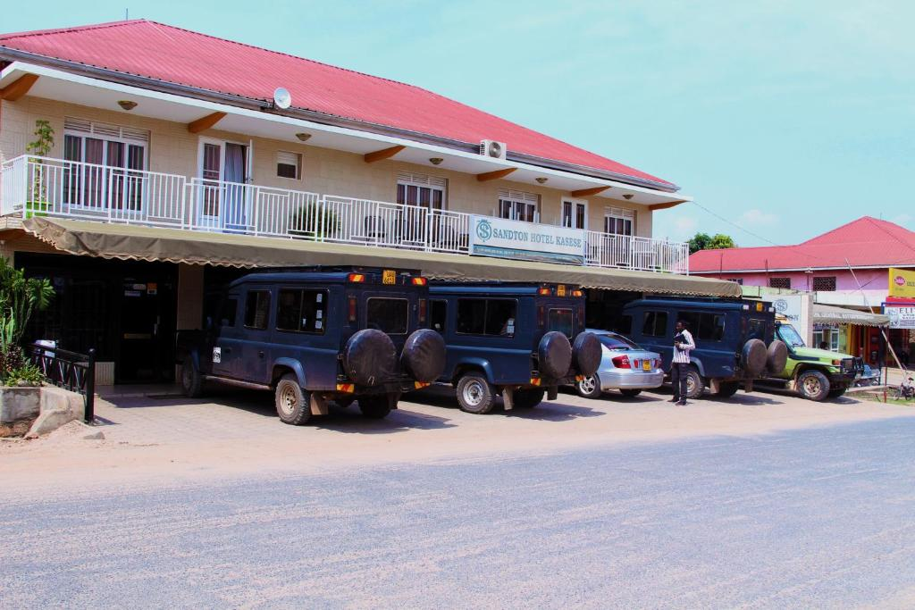 Hotels In Kasese