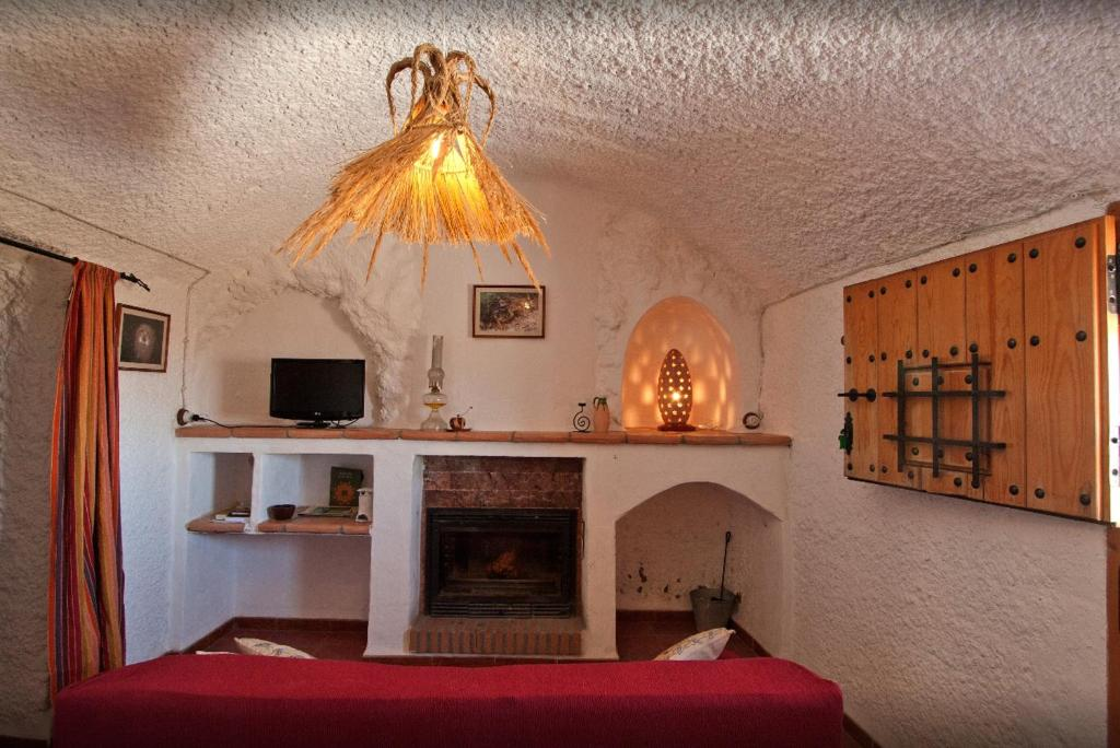 Property with one bedroom in Gorafe with shared pool 50 km from the slopes