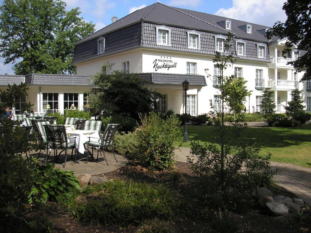 Waldhotel Nachtigall Paderborn, Germany