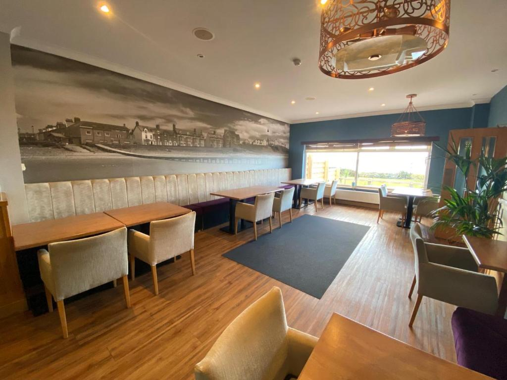 Calder House Hotel in Seascale, Cumbria, England