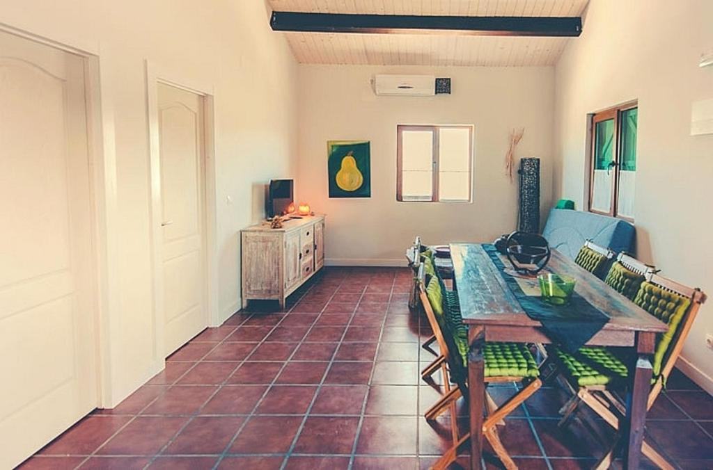 House with 2 bedrooms in Cañamero with wonderful mountain view shared pool and furnished garden