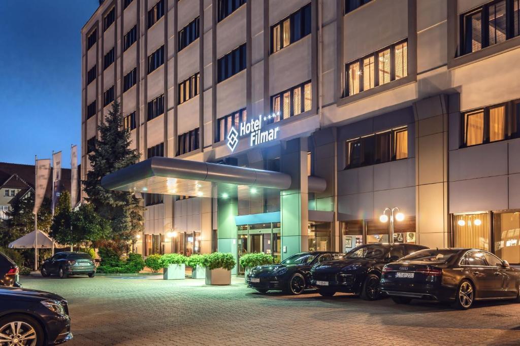 Hotel Filmar Torun, Poland