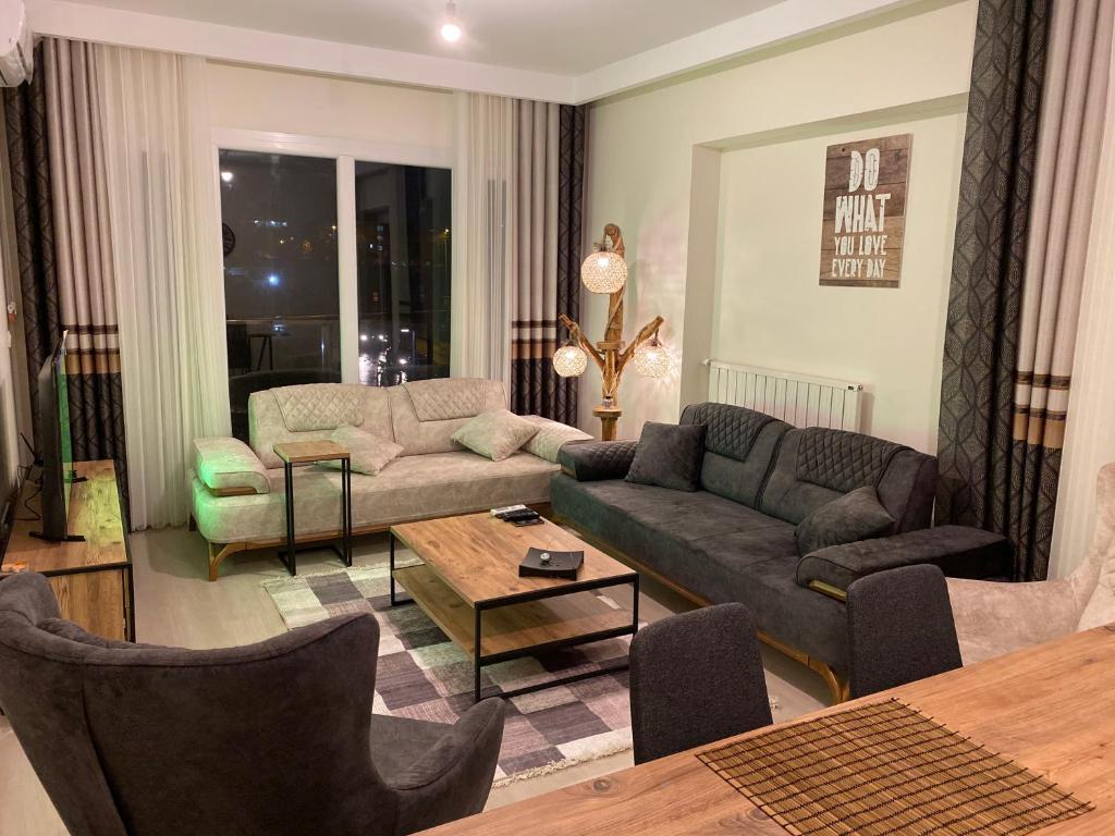 2+1 luxera apartment