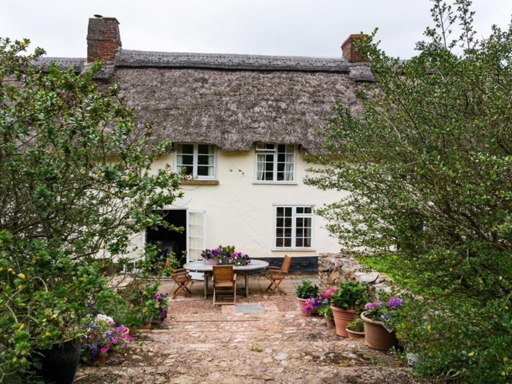 Bowhayes Farm in Culmstock, Devon, England