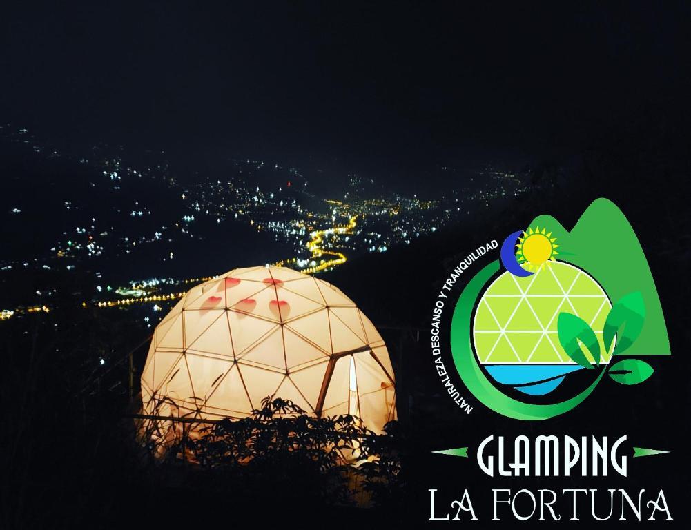 Glamping la Fortuna