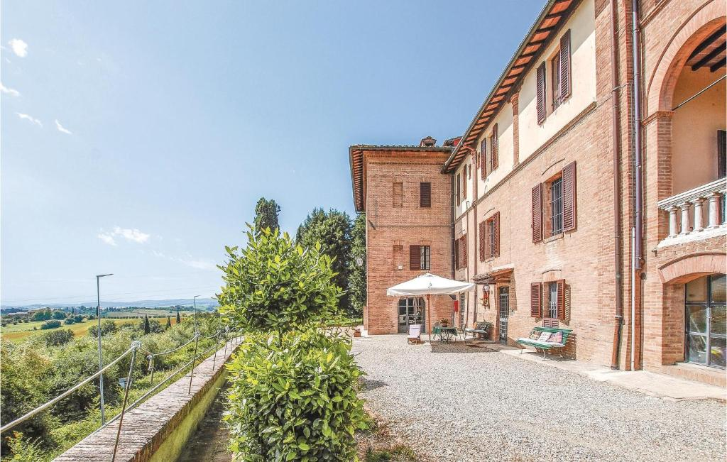 One-Bedroom Apartment in Siena -SI-