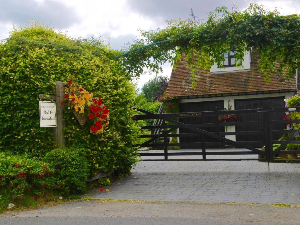 Chequer Cottage in West Wickham, Cambridgeshire, England