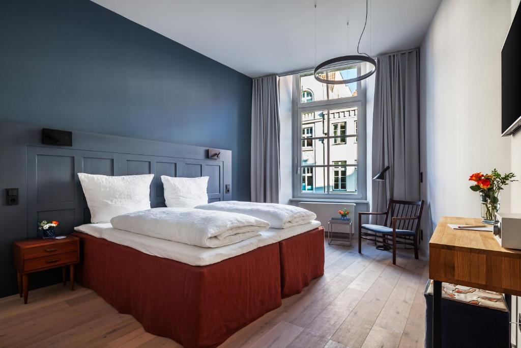 Hotel Die Reederin Lübeck, Januar 2021
