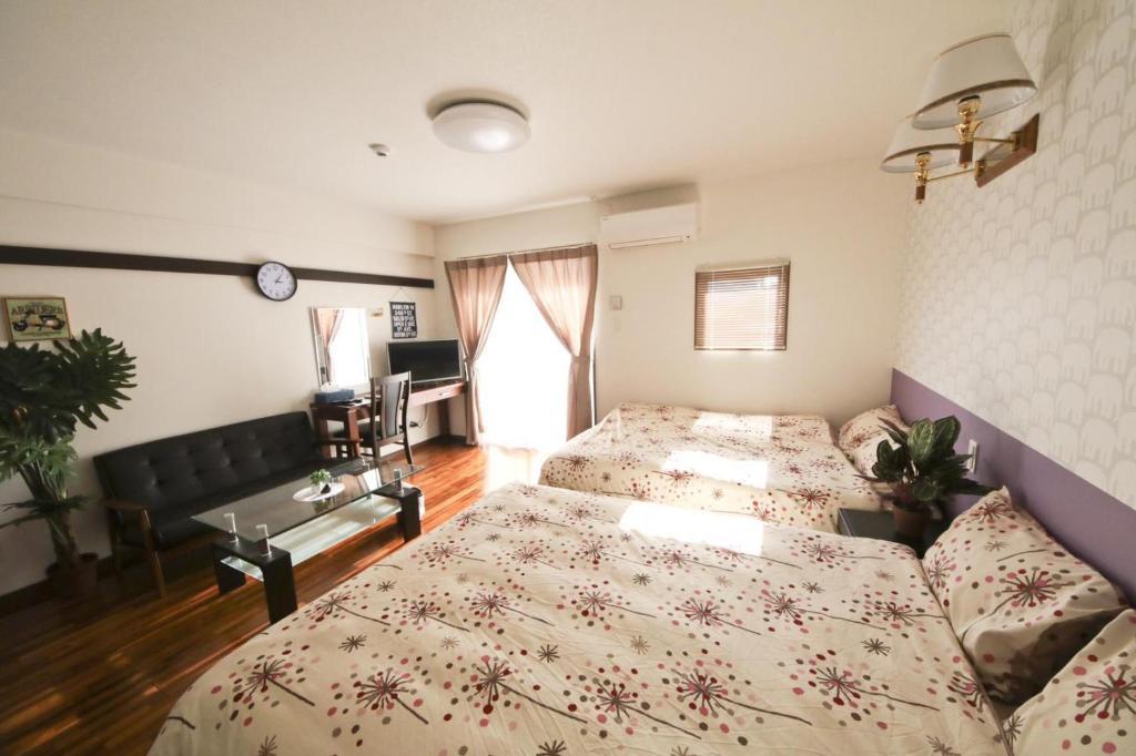 OYO Hotel Chura Gahna House Tsubogawa Naha
