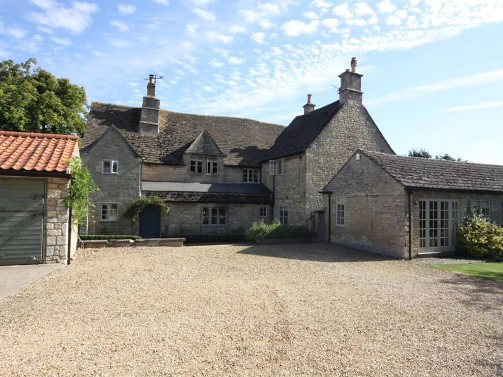 Rectory Farm Annexe in Counthorpe, Lincolnshire, England