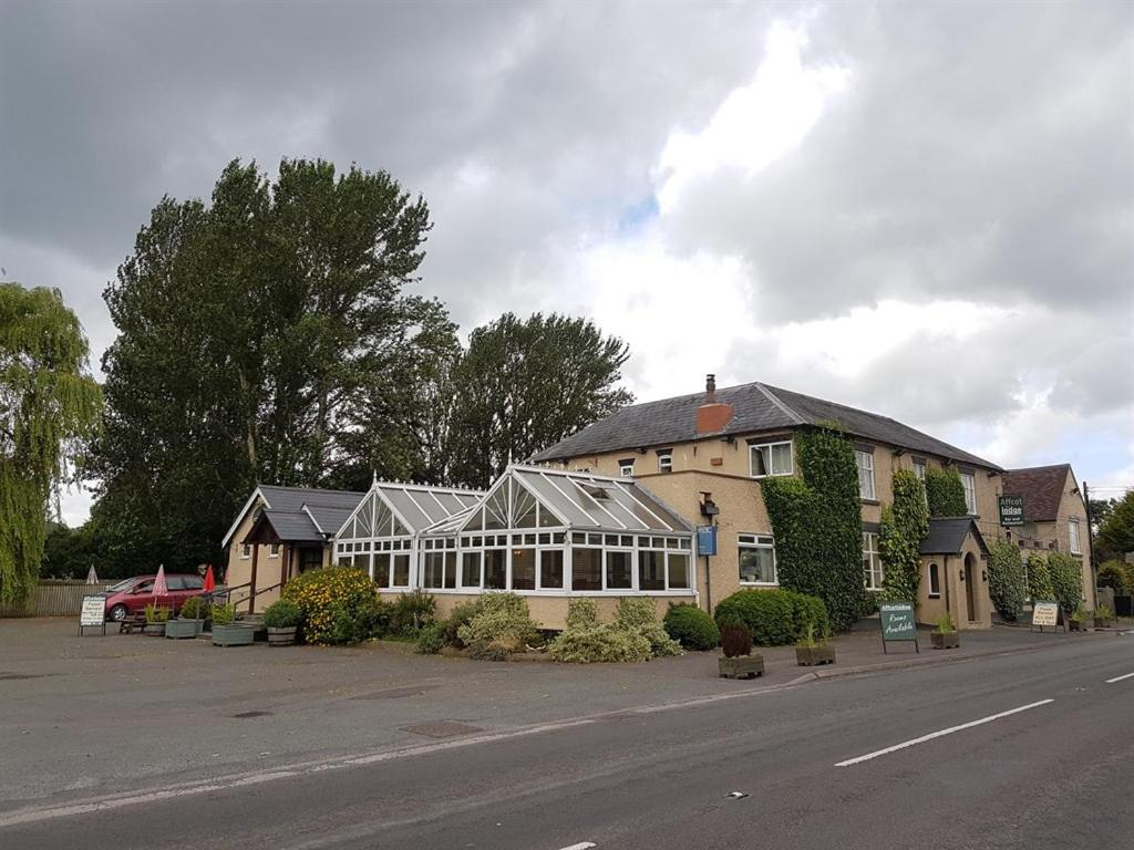 Affcot Lodge in Acton Scott, Shropshire, England