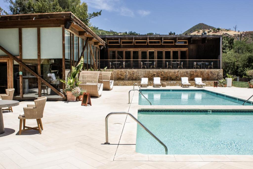 Calamigos Guest Ranch & Beach Club.