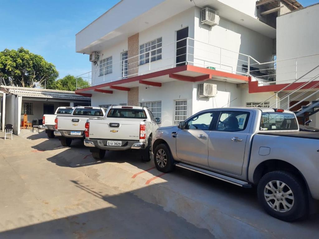 Acesso rápido turismo Pousada de luxo - Apartamento Mobiliado 3