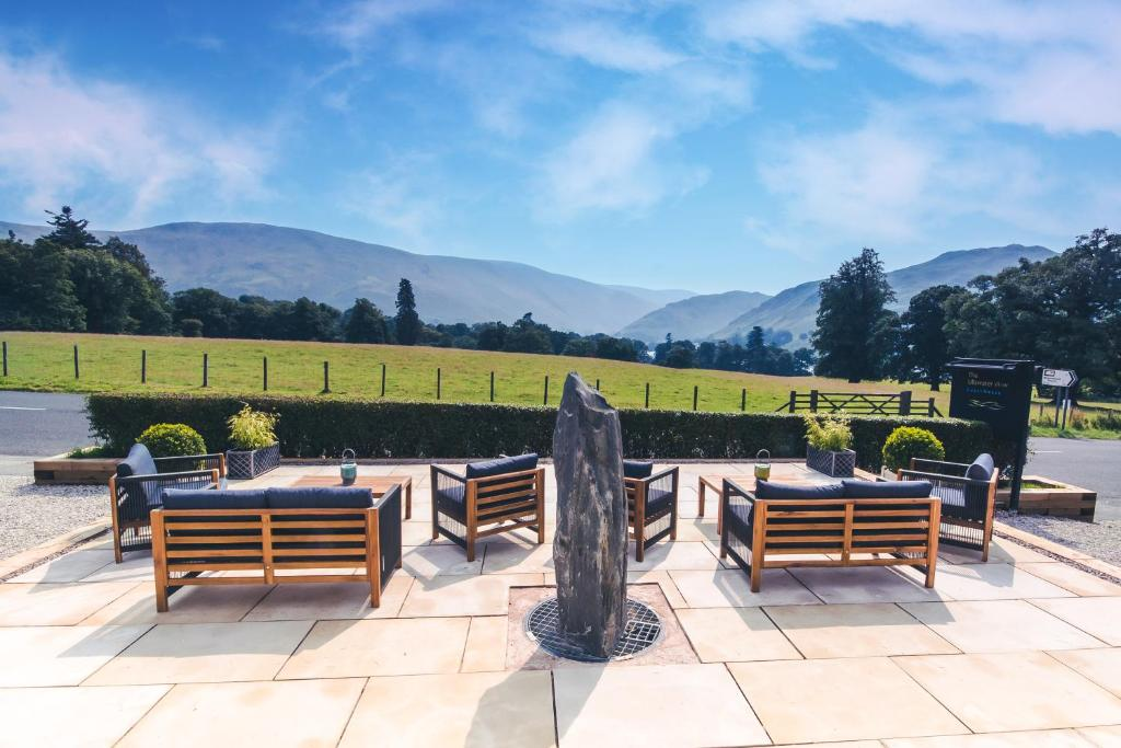 The Ullswater View Guest House in Watermillock, Cumbria, England