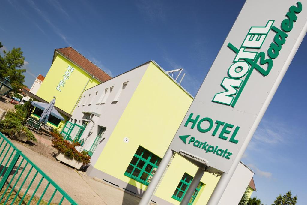 Motel Baden Baden, Austria